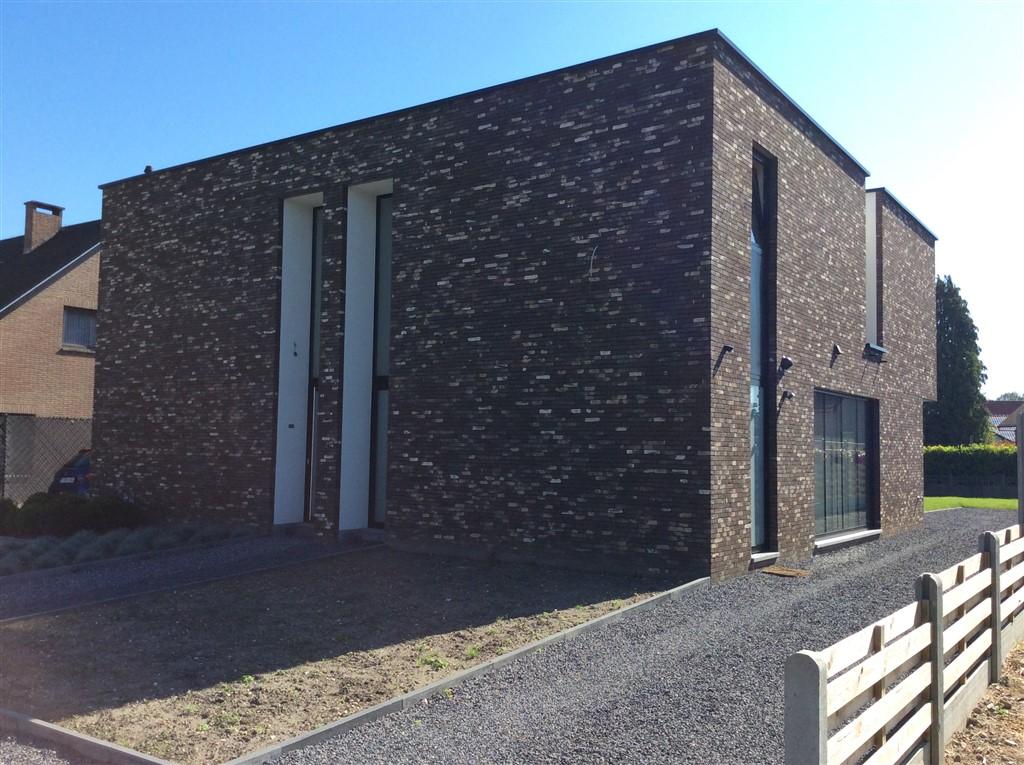 Energiezuinig huis groenstraat opglabbeek for Energiezuinig huis