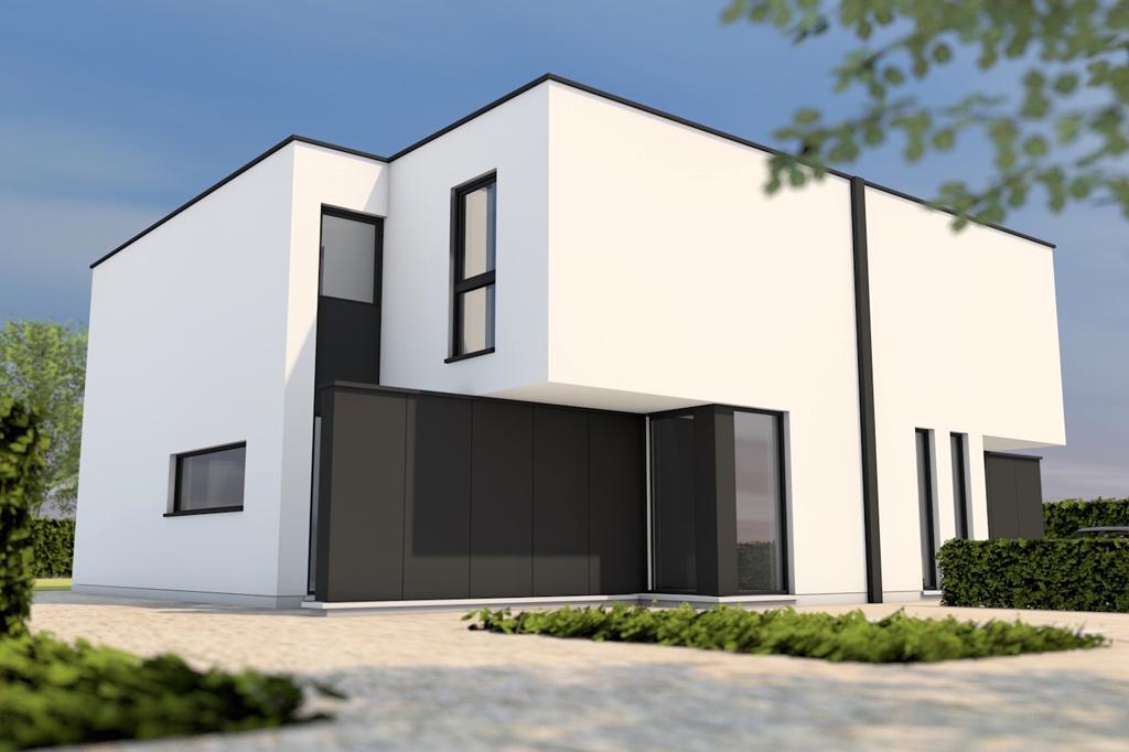 Paal beverlosesteenweg tervant for Te koop moderne woning